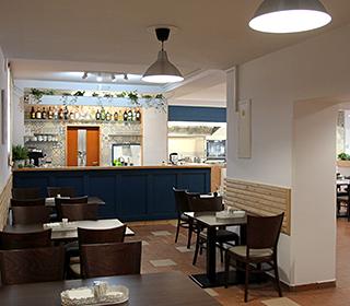 BRAM Kitchen & Coffee - interiér